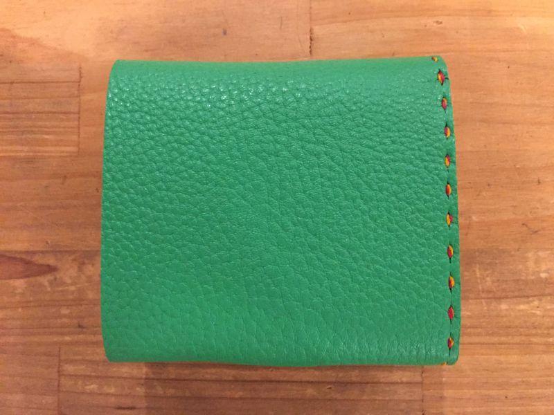 画像2: ミニ財布(2つ折り)