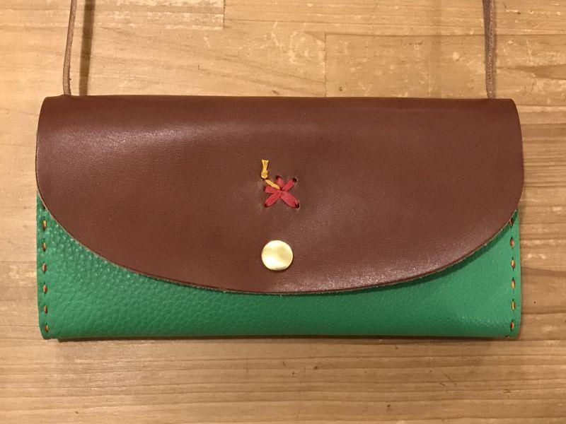 画像1: スマホ財布バッグ