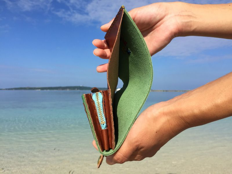 画像3: 2つ折り財布(ミニ)
