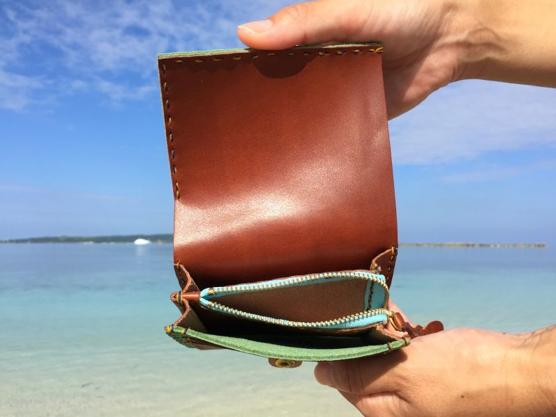 画像4: 2つ折り財布(ミニ)
