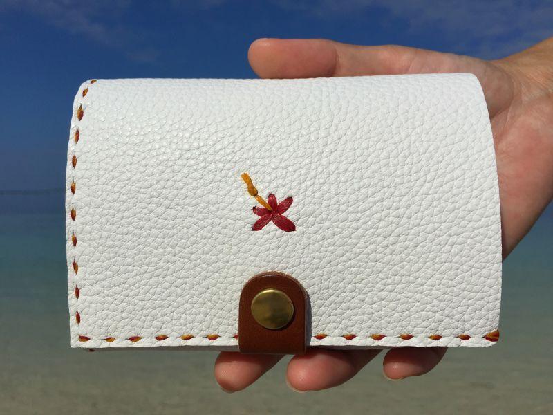 画像1: 2つ折り財布