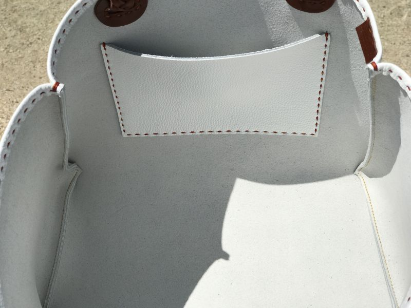 画像4: トートバッグ(L)内ポケットあり