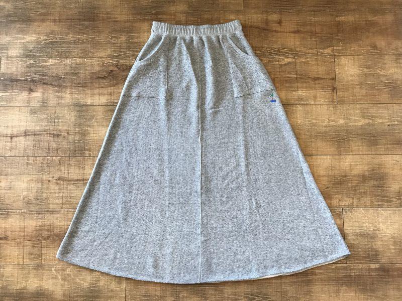 画像1: サカナイランド - ロングスカート