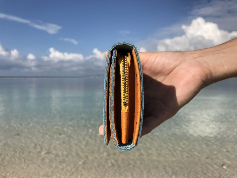 画像4: 長財布(薄)