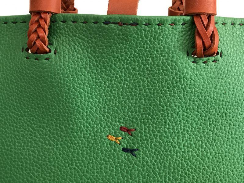 画像4: トートバッグ(M)内ポケットあり