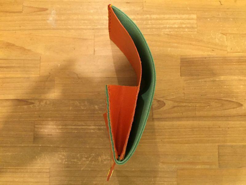 画像4: ミニ財布(2つ折り)
