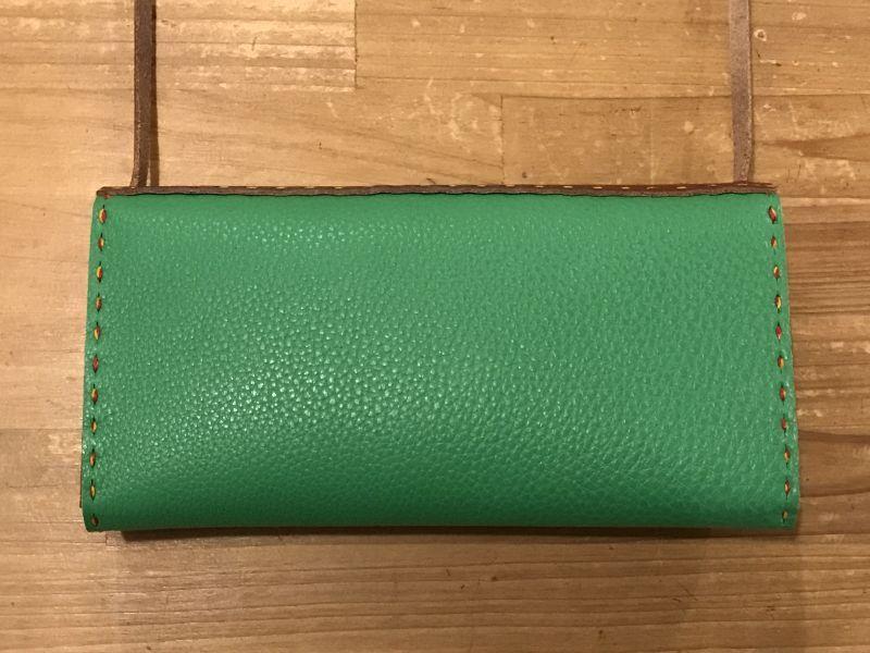 画像2: スマホ財布バッグ(カード入れなし)