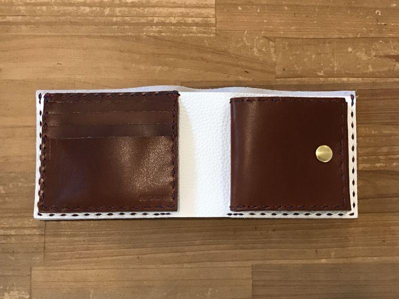 画像3: 2つ折り財布